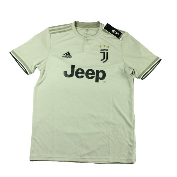 Short Sleeve Shirt Size M Jeep Adidas Juventus